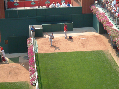 The Double-Decker Bullpen