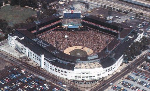 High Above Comiskey