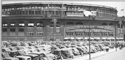 Comiskey in the 30s