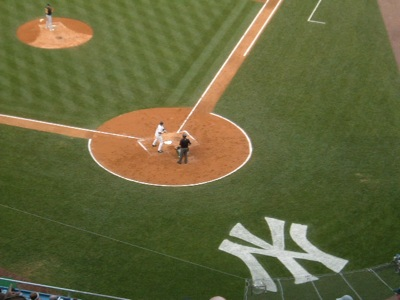 Mark Mulder Mowing Down The Yankees